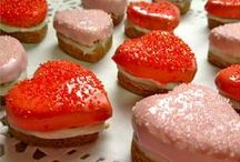 Valentine Treats For Pets / Send a gift of pet treats to remember a pet lover on Valentine's Day! / by PetCraftStore.com