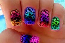 Cute Nails / by Jada Hendricks