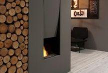 Design degli interni -- caminetti e riscaldamento --