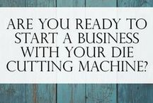 Cutting for Business Blog [Resources] / Get small business help, straight from the Cutting for Business blog - the only business blog geared towards Silhouette Cameo, Curio, Mint, and Cricut crafters.