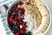 Delicious and Healthy! / Yummy healthy ideas!