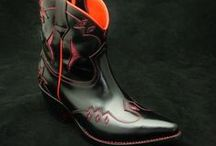 Jeffery-West - Womens Riders Collection / Goodyear Welted Cowgirl Festival Boots.