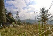 Bushcraft / Pobyt, život a dovednosti v přírodě.
