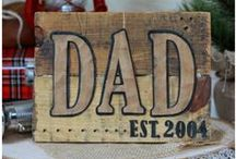 Father's Day [Projects + Tutorials - Silhouette Cameo & Cricut] / A collection of DIY projects, ideas, and inspiration for Silhouette Cameo and Cricut users.