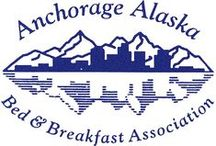 """AABBA Anchorage Alaska Bed & Breakfast Association / Bed & Breakfasts that are """"Inspected & Approved"""" in the Anchorage area of Alaska"""