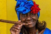 Havana, Cuba / Mens hele verden gikk sin gang ble Cuba igjen på 50-tallet, og Havana er selve symbolet på dette. I løpet av de siste årene har Cuba åpnet for mer handel og turisme.