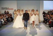 Legend of Flowers by Hannibal Laguna / Desfile de presentación de la colección de vestidos y zapatos de novia Legend of Flowers del diseñador Hannibal Laguna