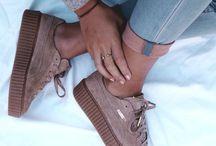 Foot attire
