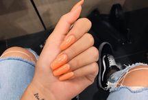 **Nail Inspo / Cute asf nails