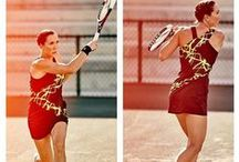 New WTA Apparel / The latest tennis designs of Nike, Adidas and other brands. / by Women's Tennis Blog