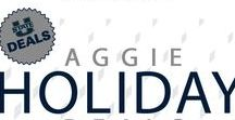 College Athletics Holiday/Special Event Promotions