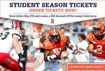 College Athletics Student Ticketing