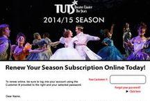 Performing Arts Subscription Renewals
