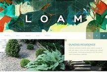 Web Design / Inspiring / Pretty