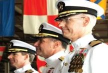 Change of Command Ceremonies