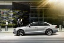 Audi A4 Sedan / A lot has changed, but one thing remained – the Audi A4 Sedan is unmistakably an Audi. However, it is more than just a car: a mobile personality – and this at a standard that you would rather expect in the luxury class. Source: Audi AG