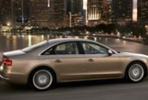 Audi A8 / Welcome to the luxury class. The Audi A8: Strong and highly efficient. Dynamic yet comfortable. Sportive yet luxurious. Source: Audi AG