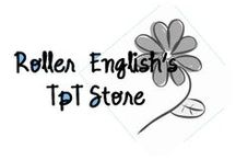 Roller English's TpT Store