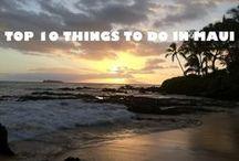 Maui / All things Maui!