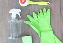 Green Cleaning / I'm all about green cleaning! This board features homemade, green, and natural cleaning products and green cleaning tips!