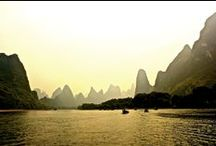 Guilin / If you visit China you must go to Guilin!