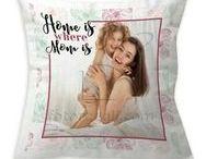 Cuscini con Foto / Personalizza con foto un morbidissimo cuscino. Potrai scegliere tra tantissimi formati e colorazioni per il retro. Scopri i nostri prodotti qui:  http://www.fotoregali.com/accessori-casa/cuscini