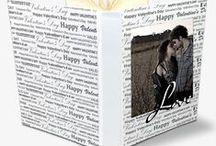 Album Fotografici / Un oggetto senza tempo, l'album fotografico è il raccoglitore preferito per tutti i nostri ricordi. Personalizza l'intera copertina con foto e grafiche. Puoi trovare tutti i modelli disponibili qui:  http://www.fotoregali.com/album-foto