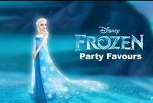 Party Frozen theme