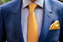 Hombres, moda y estilo / Moda, tendencias y estilo para hombres.