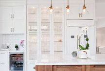 The heart of the home- the kitchen / Inspiring kitchens, kitchen decor, and kitchen remodels for the heart of the home.