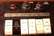 Organ, keybord / Orgels, orgel muziek, keyboard, synthesizer