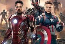 Universo Marvel / Super heroes de la saga Avengers y mas...