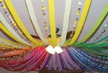 Burfdays / love a good birthday celebration. decorations are my favourite.
