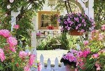For the Garden-Arbors,Pergolas,Archways,Porches & Gateways
