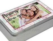 Scatole Personalizzate / Scatole personalizzate in diversi formati per conservare i tuoi ricordi.  http://www.fotoregali.com/stampe/scatole