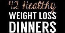 """Healthy Yummy Dinner / Diet plans to lose weight for women typically focus on """"not eating"""". This board  is about offering you healthy alternatives so that you don't diet any more. This board will help reduce the stress of finding healthy dinner ideas to meet the busy families needs to stay healthy and fit. Enjoy!!"""