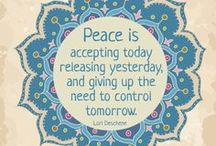 Peace in Our Lives