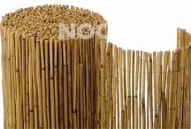 Sichtschutz / Sichtschutzmatte aus Natur und Kunststoff. Weidenmatten,  Bambusmatten, Sichtschutzmatte PVC