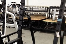 Squat & Power Racks / Please click on links for more info & pricing or call our professional team: 1-866-348-7874