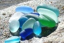 Sea glass / by Crystal Laws
