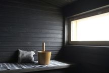 sauna / Finnish sauna = ❤️