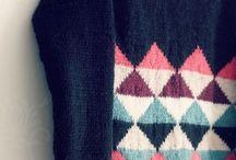 Knit Sweaters / by Mel Hoo