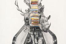 Books / portable magic  / by Mia Barone