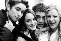 gossip girl  / This TV Show is just worth watching and living through all the episodes with Chuck, Blair, Serena, Dan and Nate made me absolutely happy!