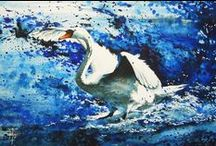 Animal - painted by Bert Heemskerk