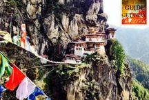 Jetsetting Bhutan / by Jetset Times