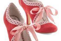 fabulous mix of shoes