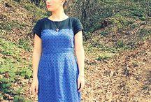 Sewing- Clothing / by Katie McKee