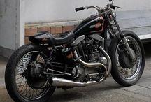 Harley Davidson Bike