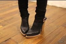 S.H.O.E.S / I Love Shoes...